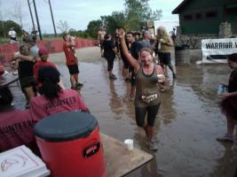 Triumphant Finish!